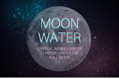 Make Your Own Moon Water Tonight