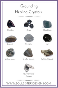 GROUNDING Healing Crystals