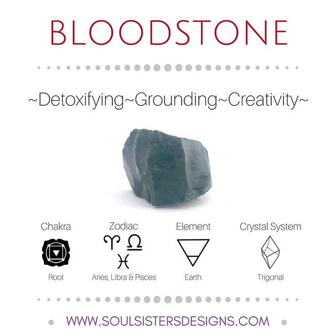 Metaphysical Healing Properties for Bloodstone