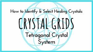 Tetragonal Crystal System and Crystal Grids