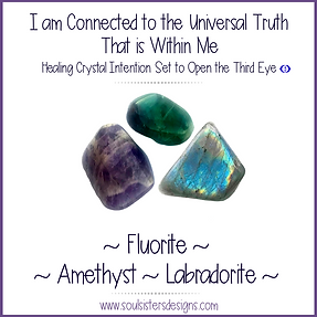 I am Connected to the Universal Truth That is Within Me Intention Set