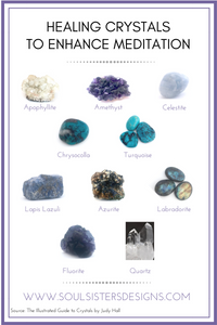 Meditation Enhancing Crystals