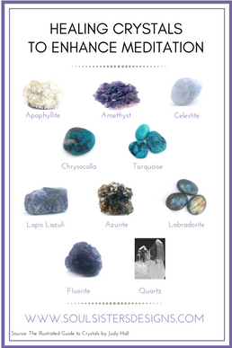 Meditation Enhancing Crystals
