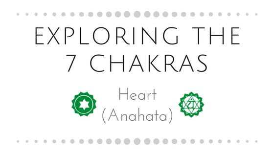 Exploring the 7 Chakras                                                      Part Four: Heart (Anaha