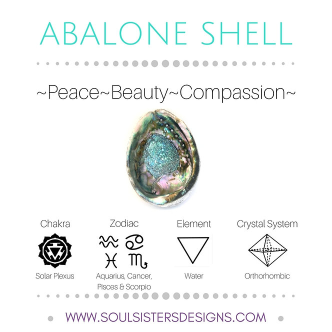 Metaphysical Information for Abalone Shell
