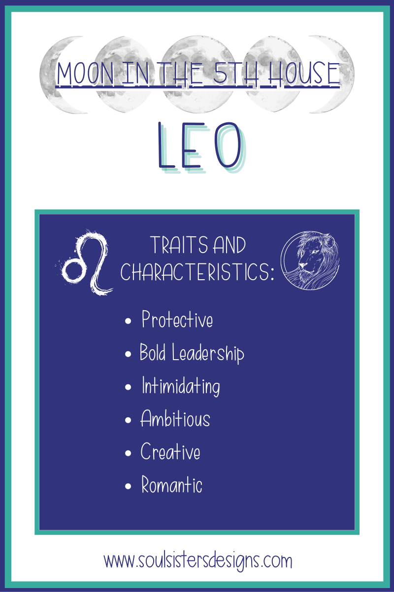 Traits and Characteristics of the Moon in Leo