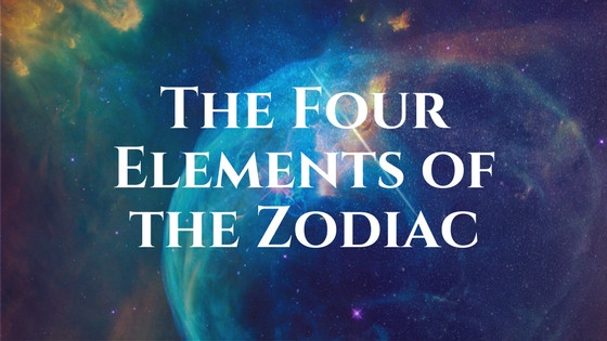 The Four Elements of the Zodiac