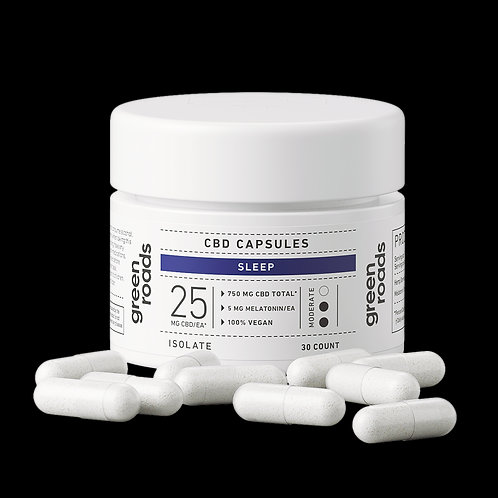 CBD Sleep Capsules