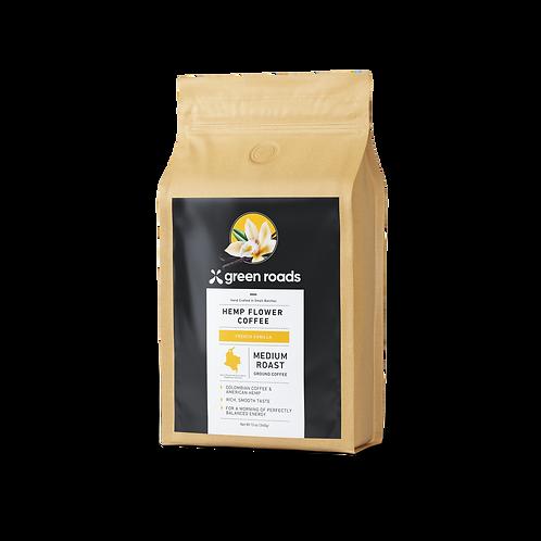 Hemp Flower Coffee - French Vanilla