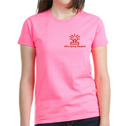 Pink T-Shirt - More Colors