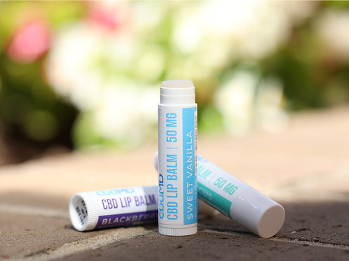 CBD Lip Balm - 3 pack 150mg