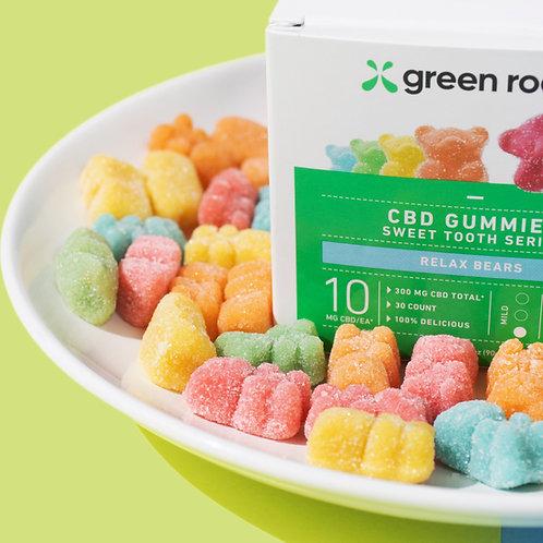 CBD Relax Bears 300 mg
