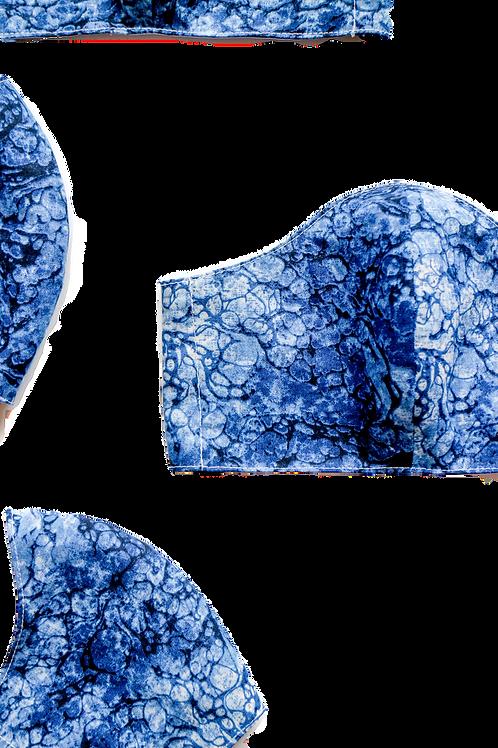 Blue Watermark Mask