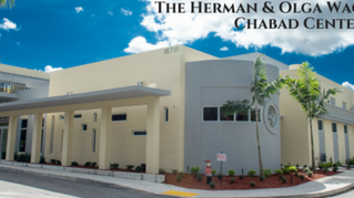 March 4th 2018 at 6:30 Temple Chabad West Boca Raton, Florida