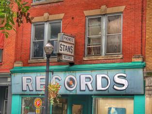 5 - Record Store