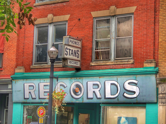 5 - Record Store