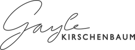 Gayle logo design - Gayle Kirchenbaum.pn