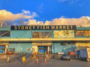 13 - Fish Market Sunset