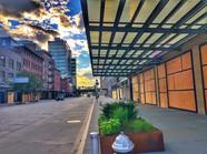 30 - Sunset on 14th Street