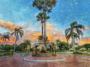 21 - Florida Suburb Art