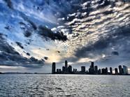 15 - Blue Sunset