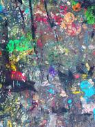 42 - Graffiti Table