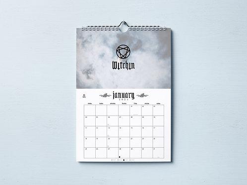 2021 Witch Calendar