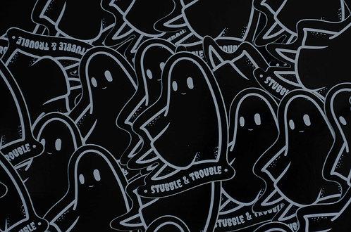 Emily Ghost Sticker