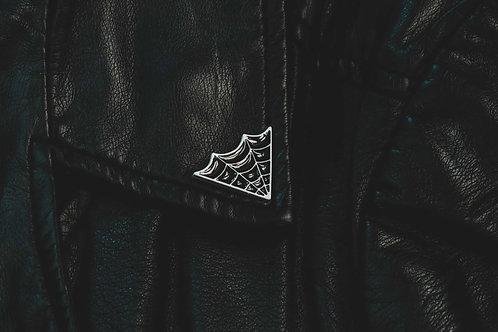 Cobweb Jacket Corner Pin set
