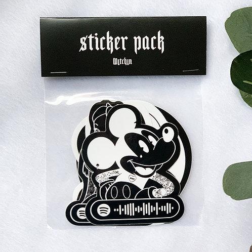 Interactive Sticker Pack