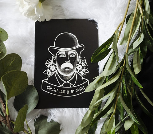 HH Holmes A6 Print | SERIAL KILLER COLLECTION