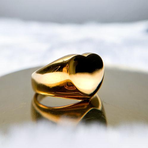 18k Love Always Ring