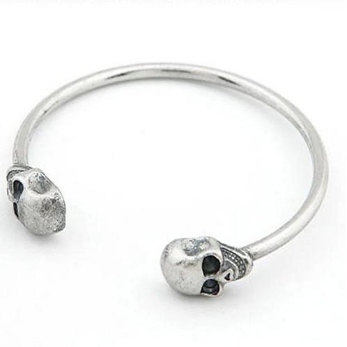 Twin skull bracelett