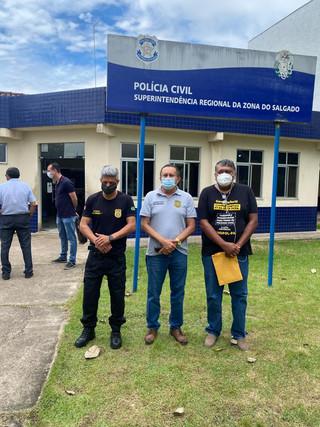 Informe SINDPOL-PA Delegacia de Castanhal
