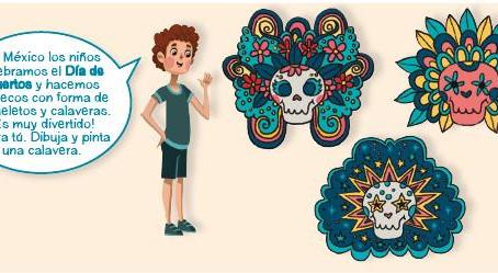 Día de Muertos: Propuestas didácticas para niños, adolescentes  y adultos