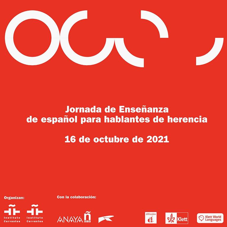 Jornada en línea de enseñanza de español para hablantes de herencia