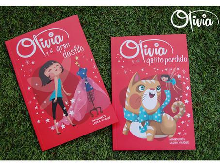 Olivia, magia para niños adultos... o al revés