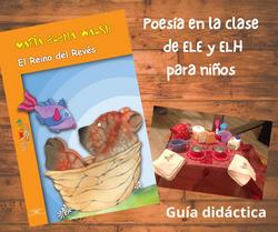 Si de cuentos y poemas hablamos: español para niños