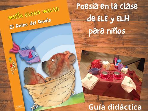 La poesía en la clase de ELE y ELH para niños