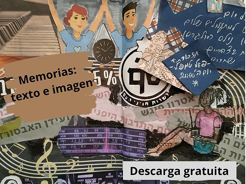 Memorias: Texto e imagen