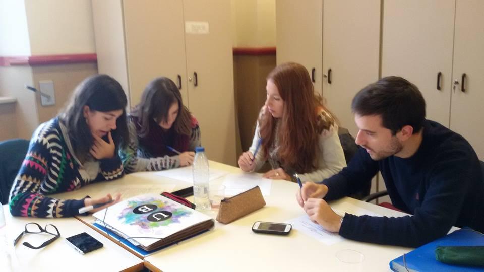 Construir entre profesores y aprender como estudiantes