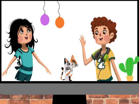 Lola y Leo nos cuentan sus nuevas aventuras para aprender español.