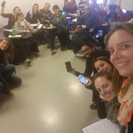 Formación docente, Argentina, 2017