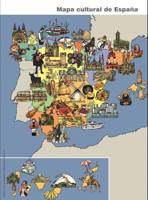 Mapas y gráficos
