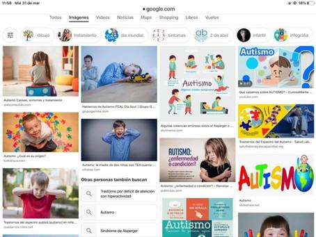 ¿Cómo se retrata, describe y proyecta a las personas con autismo?