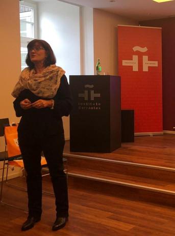 Instituto Cervantes Hamburgo, 2018