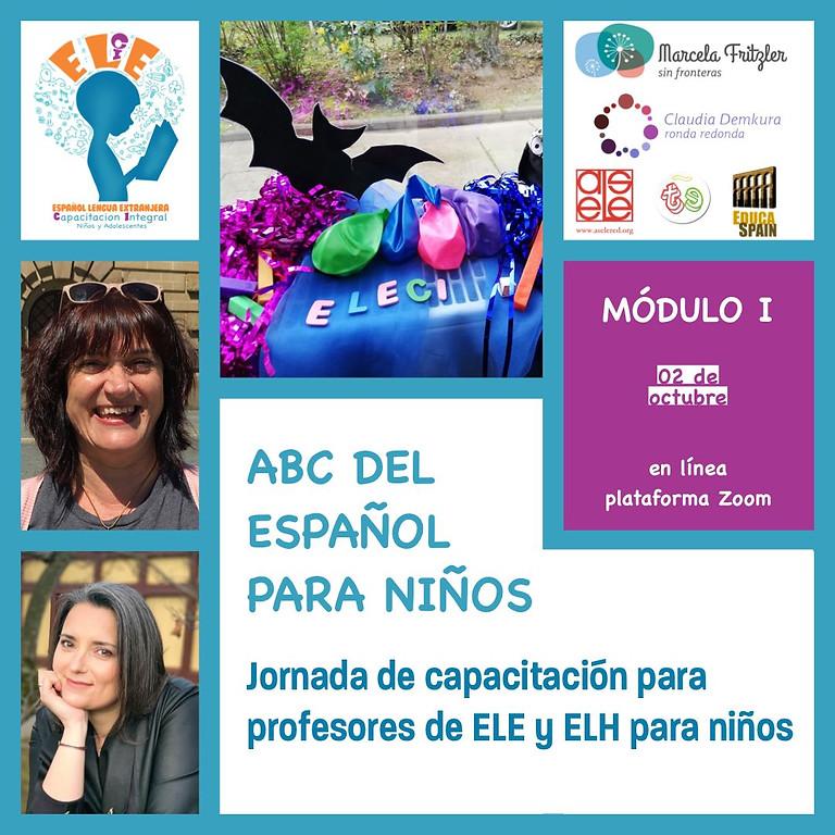ABC del español para niños