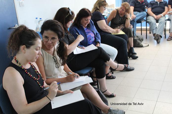 Universidad de Tel Aviv, ELECI, 2019