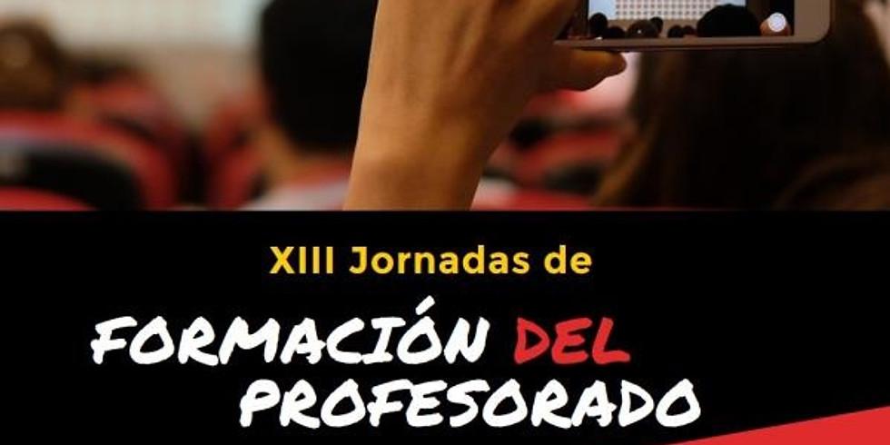 XIII JORNADAS DE FORMACIÓN DEL PROFESORADO DE E/LE EN CHINA