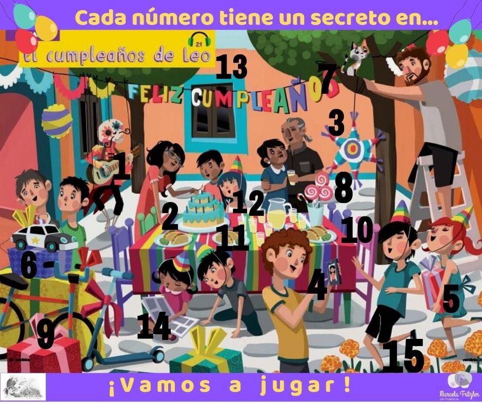 ¡Descubre el secreto!.